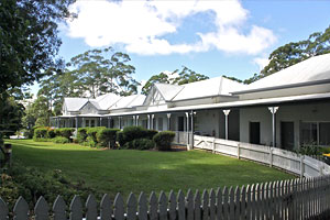 Woodleigh Homestead Bed  Breakfast - Accommodation QLD