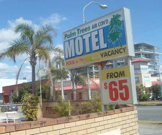 Palm Trees Motel - Accommodation QLD