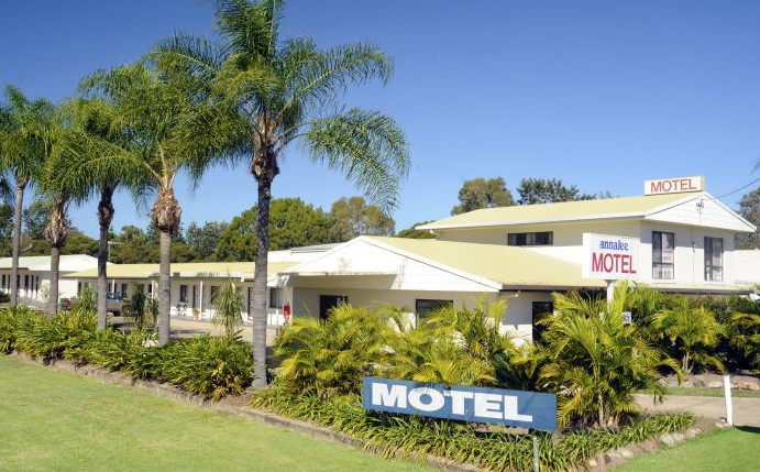 Annalee Motel Beaudesert - Accommodation QLD