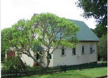 A Country Church BB - Accommodation QLD