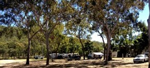 Barracrab Caravan Park - Accommodation QLD