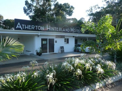 Atherton Hinterland Motel - Accommodation QLD