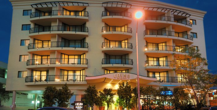 Central Cosmo Apartments - Accommodation QLD