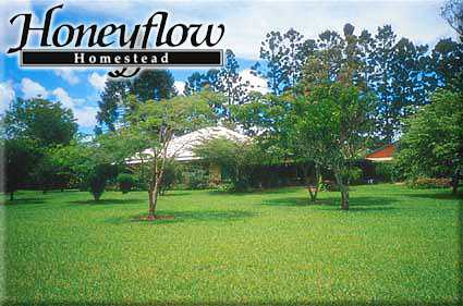 Honeyflow Homestead - Accommodation QLD