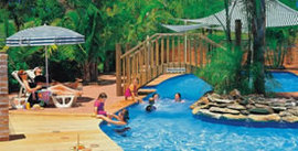 Happy Hallidays Holiday Park - Accommodation QLD