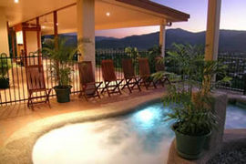 The Summit Rainforest Retreat - Accommodation QLD
