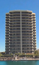 Trafalgar Towers - Accommodation QLD