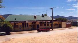 CORRYONG HOTEL/MOTEL - Accommodation QLD