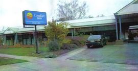 Comfort Inn Parkview - Accommodation QLD