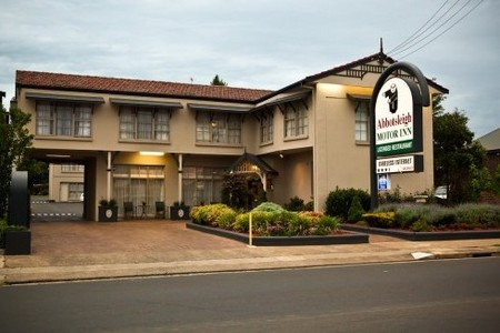 Abbotsleigh Motor Inn - Accommodation QLD