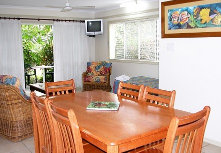 Cairns Queenslander - Accommodation QLD