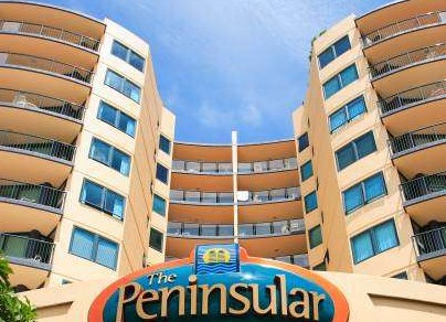 The Peninsular Beachfront Resort - Accommodation QLD