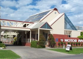 Riverboat Lodge Motor Inn - Accommodation QLD
