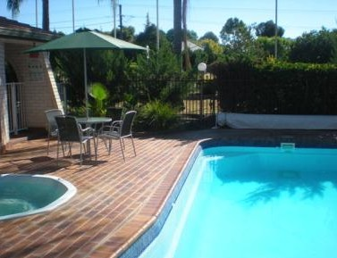 Tamworth Motor Inn - Accommodation QLD
