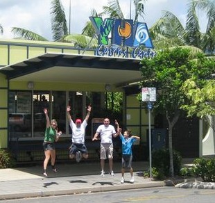 Cairns Central YHA - Accommodation QLD