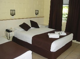 Colonial Rose Motel - Accommodation QLD