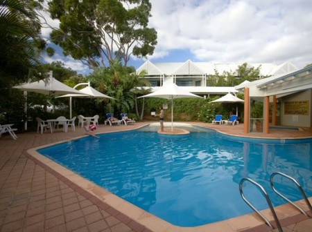 Broadwater Resort Apartments - Accommodation QLD
