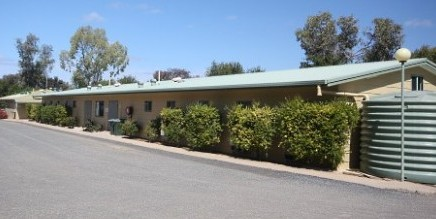 Macdonnell Range Holiday Park - Accommodation QLD
