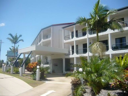 L'Amor Holiday Apartments - Accommodation QLD