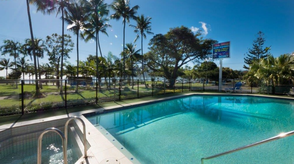 Coral Towers Holiday Apartments - Accommodation QLD