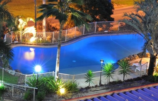 Boathaven Spa Resort - Accommodation QLD