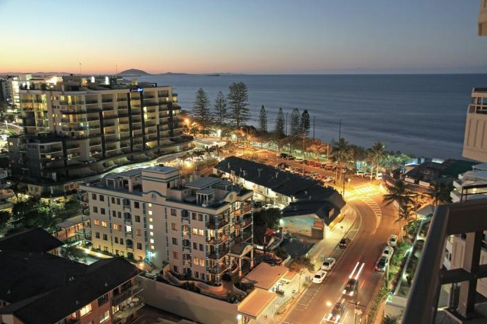 Aegean Apartments Mooloolaba - Accommodation QLD