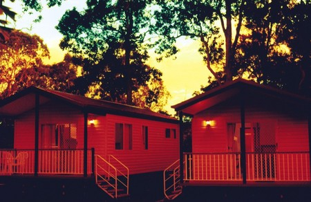 Solitary Islands Marine Park Resort - Accommodation QLD