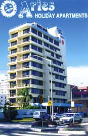Aries Holiday Apartments - Accommodation QLD