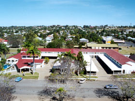 Central Park Motel - Accommodation QLD