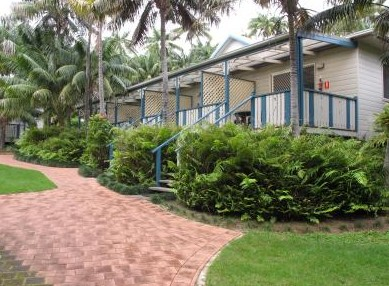 Somerset Apartments Lord Howe Island - Accommodation QLD