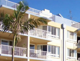 Mainsail Holiday Apartments - Accommodation QLD