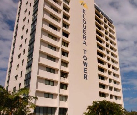Elouera Tower - Accommodation QLD