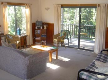 Toms Creek Retreat - Accommodation QLD