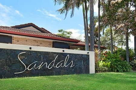Sandals - Accommodation QLD