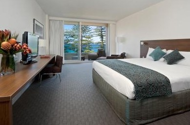 Manly Pacific Sydney Managed By Novotel - Accommodation QLD