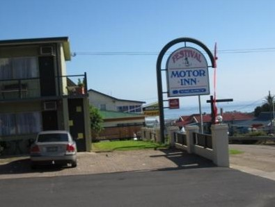 Festival Motor Inn - Accommodation QLD