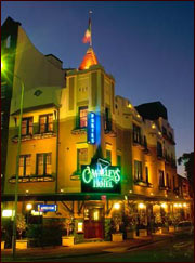 O'Malleys Hotel - Accommodation QLD