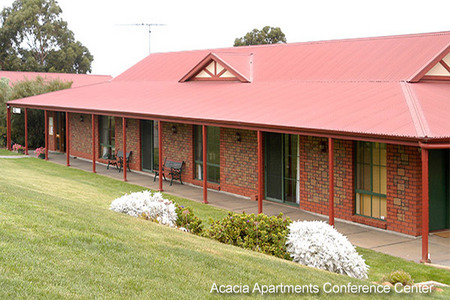 Acacia Apartments - Accommodation QLD