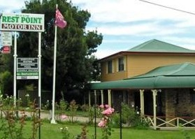 Rest Point Motel - Accommodation QLD