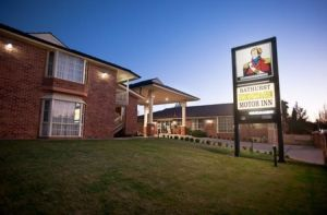 Bathurst Heritage Motor Inn - Accommodation QLD