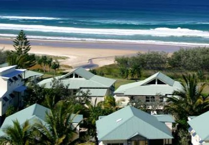 Fraser Island Beach Houses - Accommodation QLD