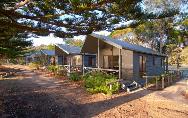 Murramarang Ecotourism Resort Eco Point - Accommodation QLD