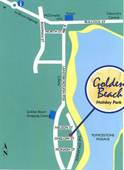 Golden Beach Holiday Park - Accommodation QLD