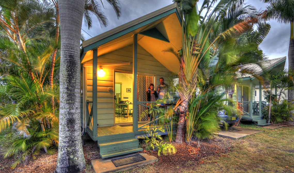 Harbour View Tourist Park - Accommodation QLD