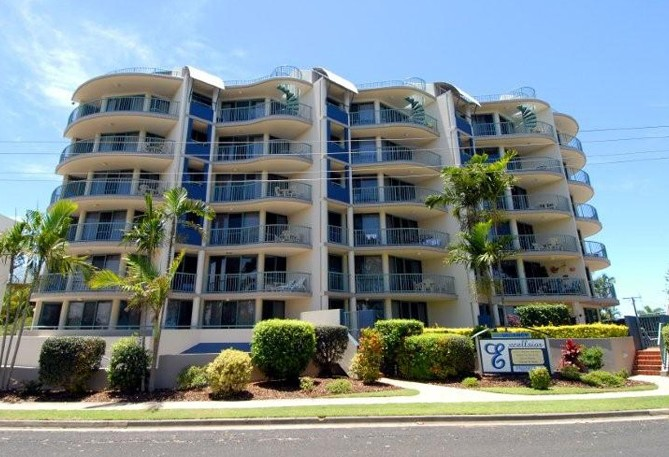 Excellsior Holiday Apartments - Accommodation QLD