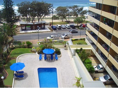 At The Sands Holiday Apartments - Accommodation QLD