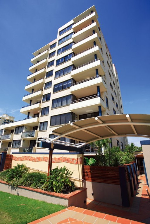 Windward Apartments - Accommodation QLD