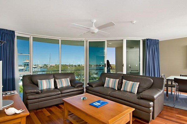 Sailport Mooloolaba Apartments - Accommodation QLD