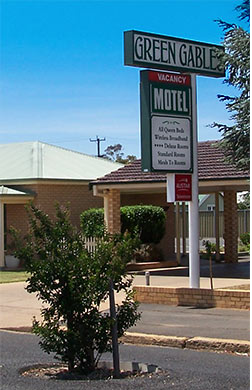 Green Gables Motel - Accommodation QLD