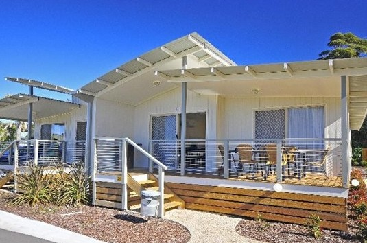 BIG4 Easts Beach Holiday Park - Accommodation QLD